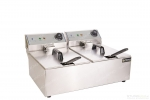 Double fryer 2 x 10 liters ECO
