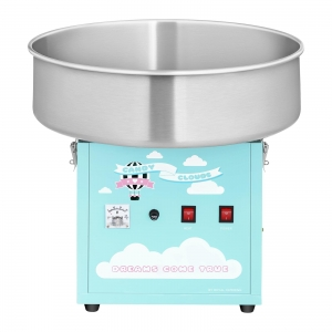 Candy Floss Machine Maker with trolley (1) (1)