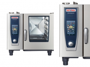 Piec Rational SCC 61E, Self Cooking Centere 5 Senses
