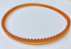 Drive belt for cotton candy machine