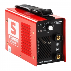 Spawarka Stamos Germany S-MMA-200-I-MINI