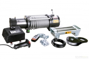 Winch car, off-road  PROPULLATOR 13500-PRO