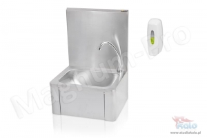 washbasin Professional (knee operated sink) + GRATIS