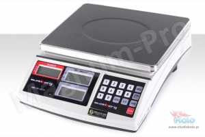 Counting scales 30kg/0,001kg