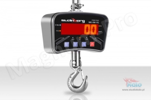 Crane scales 1T/200g LED display