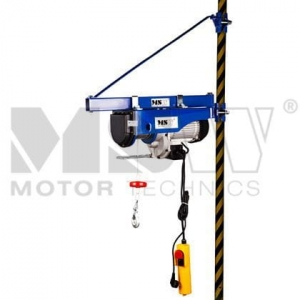 PROLIFTOR Swivel Arm Rope Hoist - 600 kg