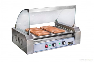Roller warmer for Hot Dogs – 9 rods