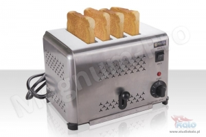 Catering Toaster 4 Slices  1800W