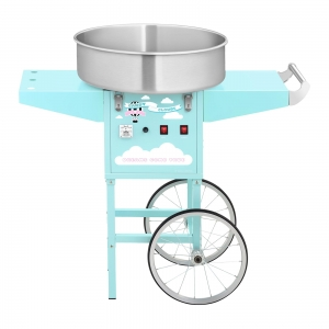 Candy Floss Machine Maker with trolley