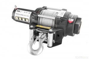 Rope winch, off-road  PROPULLATOR 3500-PRO