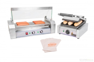 BASIC - Professional set for making hot dogs