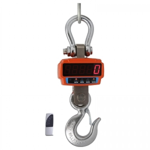 Crane Scales 10 T, 2 x remote control, LED+LCD