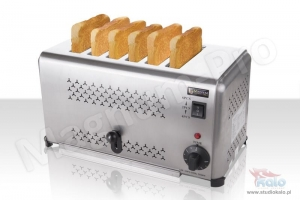 Catering Toaster 6 Slices 2500W