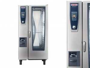 Piec Rational SCC 201E, Self Cooking Centere 5 Senses