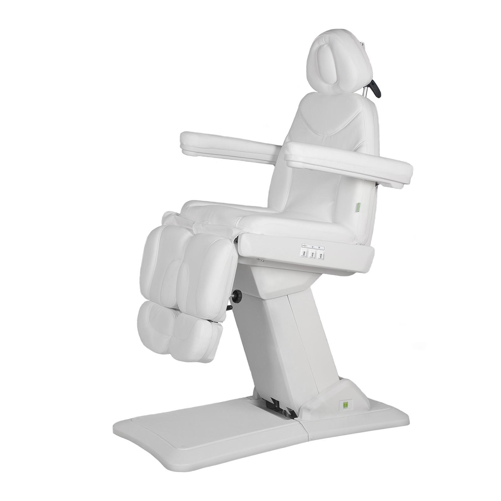 Elektryczny Fotel Kosmetyczny Z Dzielonym Podnóżkiem Pretty Fotele